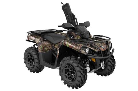 2019 Outlander™ 450 Mossy Oak® Hunting Edition