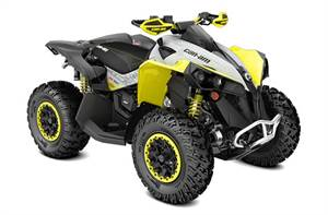 ATV RENEGADE XXC 850