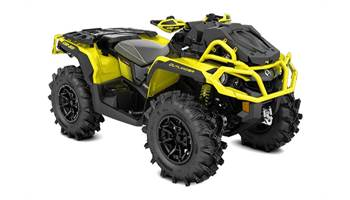 2019 ATV OUTLANDER XMR 10