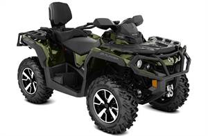 ATV OUTLANDER MAX LTD 1000R