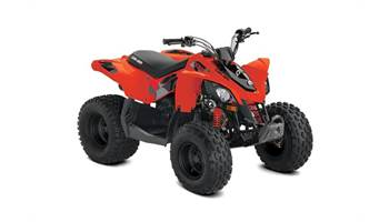 2019 ATV DS 90-4ST CR 19
