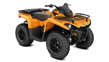2019 CAN AM OUTLANDER 450 DPS ORANGE