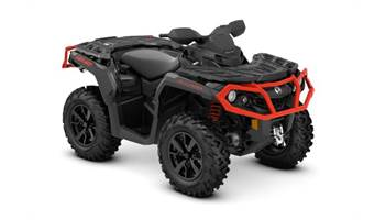 2019 OUTLANDER 850 XT DPS BLACK