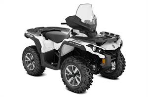 ATV OUTLANDER WIN 850