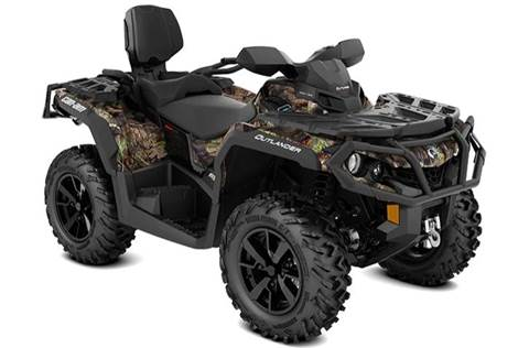 2019 Outlander™ MAX XT™ 650 - Break-Up Country Camo®