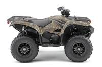 2019 Yamaha Grizzly EPS - Realtree Edge
