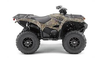 2019 GRIZZLY EPS 4WD HUNTER YFM70GPHKH