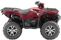 2019 Yamaha Grizzly EPS with Aluminum Wheels