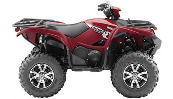 2019 Grizzly EPS with Aluminum Wheels