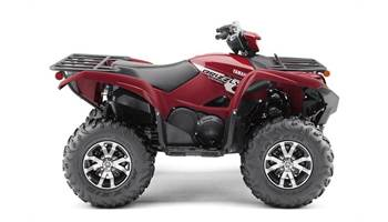 2019 GRIZZLY 700 EPS 4WD