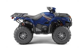 2019 Kodiak 700 EPS 4WD SE Backcountry Blue w/Aluminum Wheels