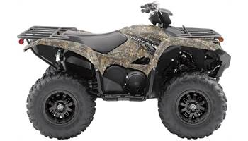 2019 GRIZZLY 700 EPS Camo