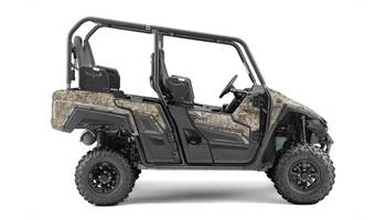 2019 Wolverine X4 Hunter - Realtree Edge