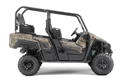 2019 Wolverine X4 - Realtree Edge