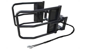 2018 Heavy Duty Skid Steer Hay Bale Squeezer