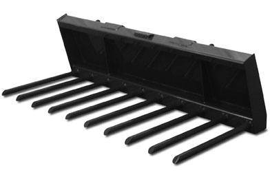 2018 Compact Tractor Manure Forks
