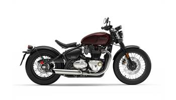 2019 Bonneville Bobber (Color)