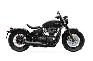 BONNEVILLE BOBBLER BLACK