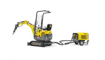 2018 803 Excavator with Dual Power Option