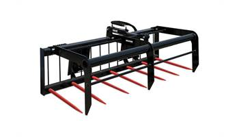 "2018 72"" Utility Manure Fork Grapple"