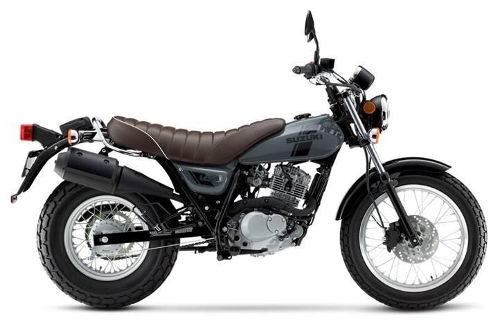 Suzuki Street Bikes