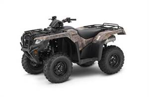 FourTrax Rancher 4x4 Automatic DCT IRS EPS - Camo