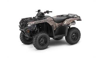 2019 FourTrax Rancher 4x4 Automatic DCT IRS EPS - Camo
