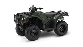 2019 FOURTRAX FOREMAN 4X4 MANUAL SHIFT