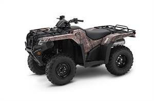 FourTrax Rancher 4x4 Automatic DCT EPS - Camo