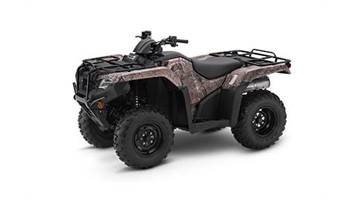 2019 FourTrax Rancher 4x4 Automatic DCT EPS - Camo