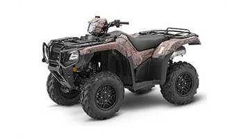 2019 FourTrax Foreman Rubicon 4x4 Auto DCT EPS Deluxe