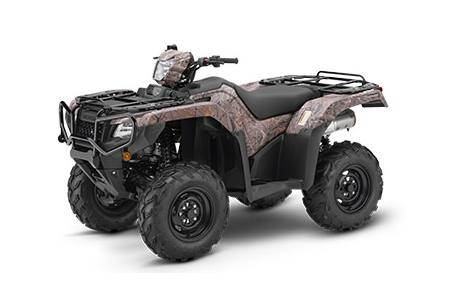 2019 FourTrax Foreman Rubicon 4x4 EPS Camo