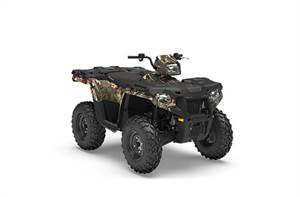 SPORTSMAN 570 POLARIS PURSUIT CAMO
