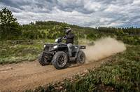 2019 Polaris Industries Sportsman 570 SP EPS - Magnetic Metallic