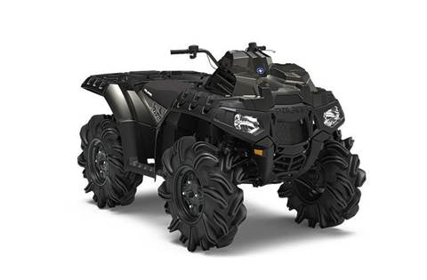 2019 Sportsman® 850 High Lifter Edition - Cruiser Black