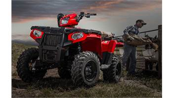 2019 Sportsman® 450 H.O. - Indy Red