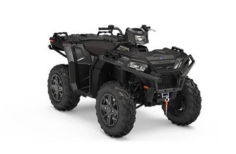 2019 Sportsman® 850 SP Premium - Magnetic Gray Metallic