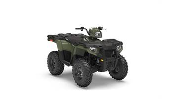 2019 Sportsman 570 NPS Green
