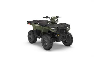 2019 ATV-19, 450 SPMN HO SAGE GREEN
