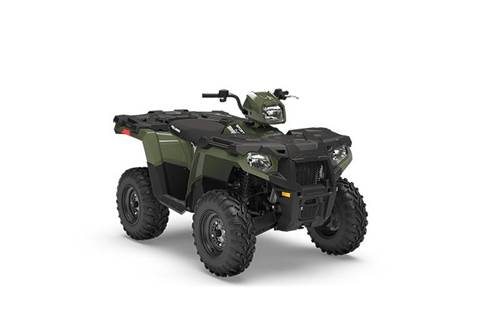 2019 Sportsman® 450 H.O. - Sage Green