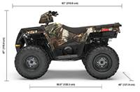 2019 Polaris Industries SPORTSMAN 570 EPS PURSUIT CAMO