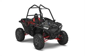 Polaris ACE® 900 XC - Black Pearl