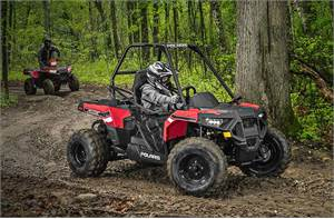 Polaris ACE 150 EFI - Indy Red