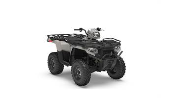 2019 ATV-19, 450 SPMN HO UTIL GHOST GREY