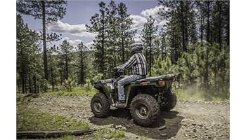 2019 Sportsman 570 EPS Sage Green