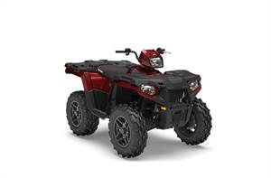 SPORTSMAN 570 SP - CRIMSOM METALLIC