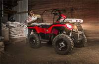 2019 Polaris Industries SPORTSMAN 450 HO EPS INDY RED