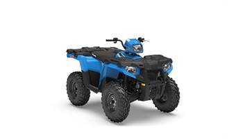 2019 Sportsman 570 w/power steering Blue. PRICE INCLUDES FREIGHT AND PREP!!... honest pricing, no games!