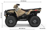 2019 Polaris Industries SPORTSMAN 570 EPS LE A19SEZ57B