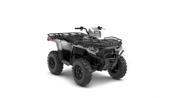 2019 ATV-19, 570 SPMN UTILITY GHOST GREY